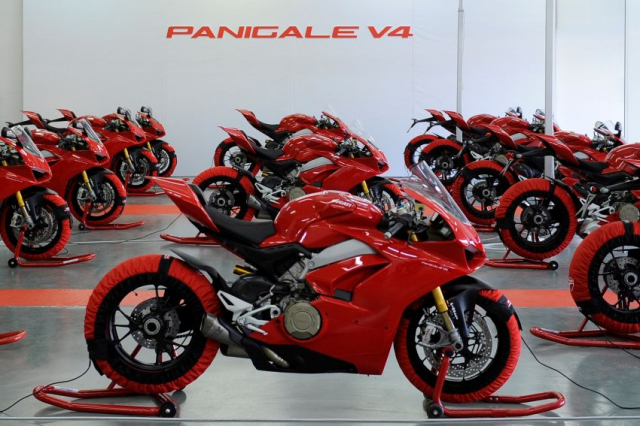 Doanh so Ducati 2018 dan dau phan khuc superbike voi hon 26 thi phan - 7