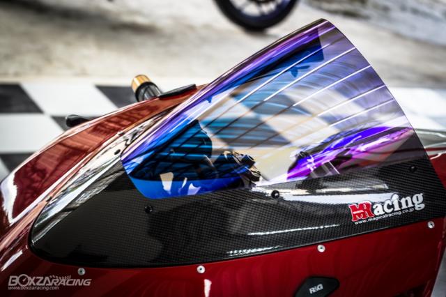 Ducati 848 EVO Huyen thoai Sport lam say dam bao nguoi trong dien mao phuc sinh - 5