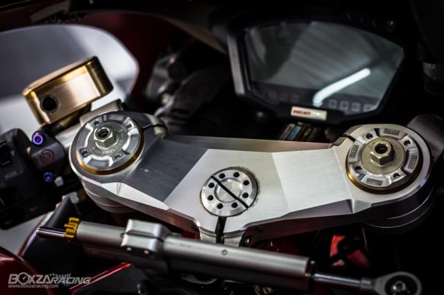 Ducati 848 EVO Huyen thoai Sport lam say dam bao nguoi trong dien mao phuc sinh - 11