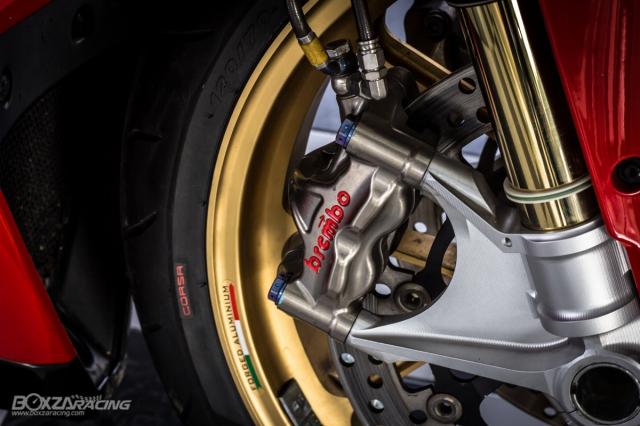 Ducati 848 EVO Huyen thoai Sport lam say dam bao nguoi trong dien mao phuc sinh - 20