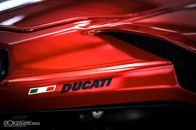Ducati 848 EVO Huyen thoai Sport lam say dam bao nguoi trong dien mao phuc sinh - 22