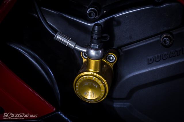 Ducati 848 EVO Huyen thoai Sport lam say dam bao nguoi trong dien mao phuc sinh - 28