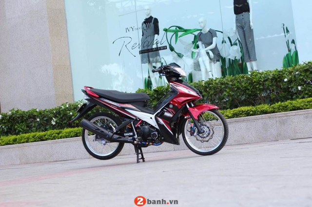 Exciter 135 ban do chi con trong ky niem cua chang trai chay Sonic - 9