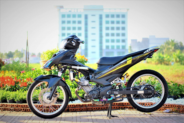 Exciter 150 do cho vo di cho cua biker mien song nuoc - 3