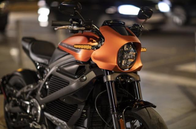 Harley Davidson LiveWire duoc cong bo gia 689 trieu VND - 5