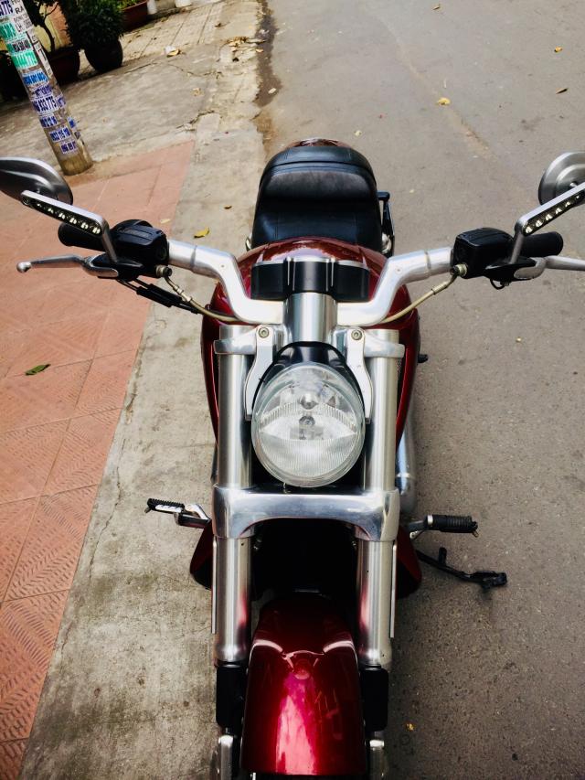 Harley Davidson VRod muscle 1300cc 2010 HQCN xe My hang hiem - 7