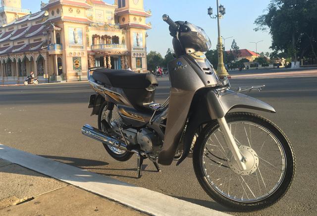 Can canh Honda Dream 125 2019 co gia bang chiec SH150i tai Viet Nam - 8