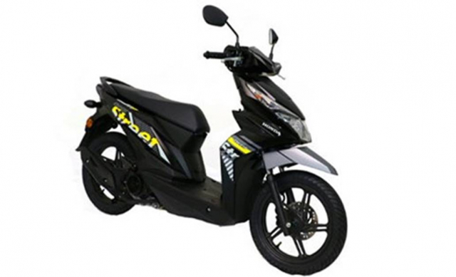 Honda Beat 2019 mau xe ga the thao co gia ban chi 30 trieu dong - 6