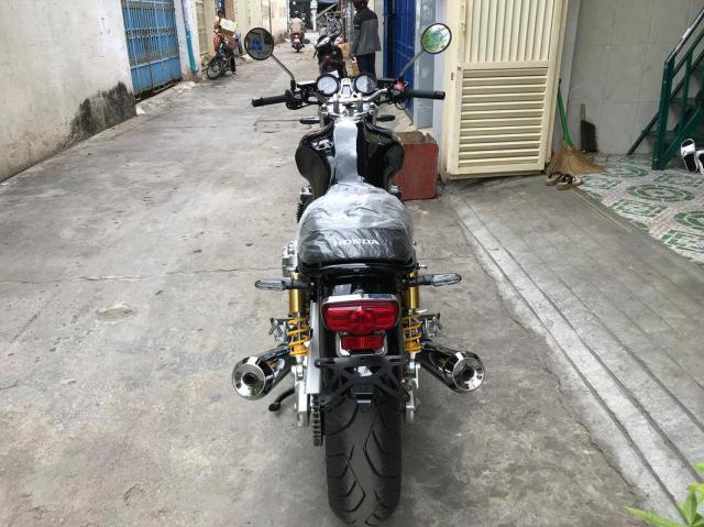 Honda CB1100RSABS doi 2017 - 5