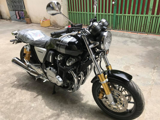 Honda CB1100RSABS doi 2017 - 4