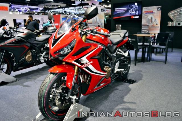 Honda CBR650F bi xoa khoi trang web cua Honda An Do - 2