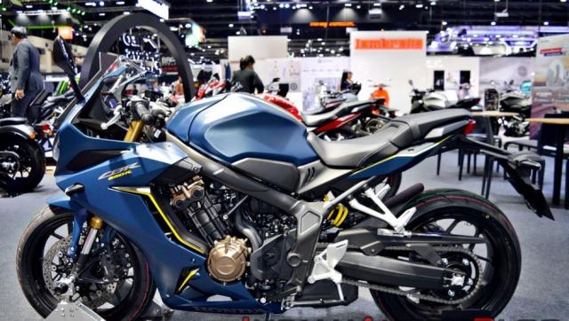 Honda CBR650F bi xoa khoi trang web cua Honda An Do - 7