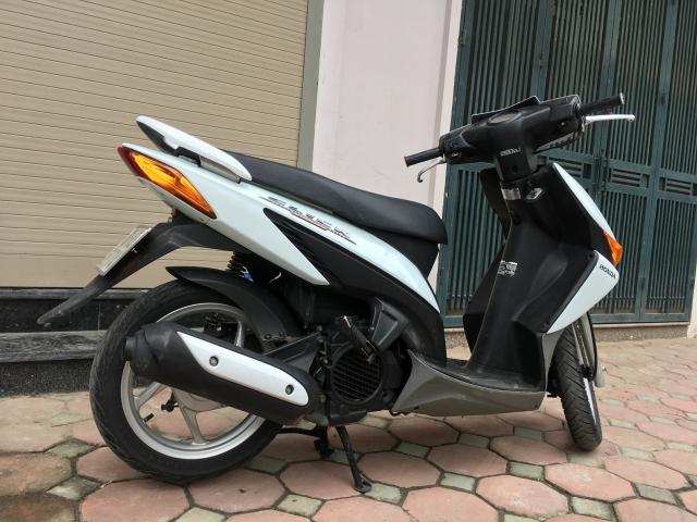 Honda Click trang bien 30H Chinh chu nu su dung - 2
