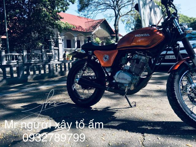 Honda master 125 - 2
