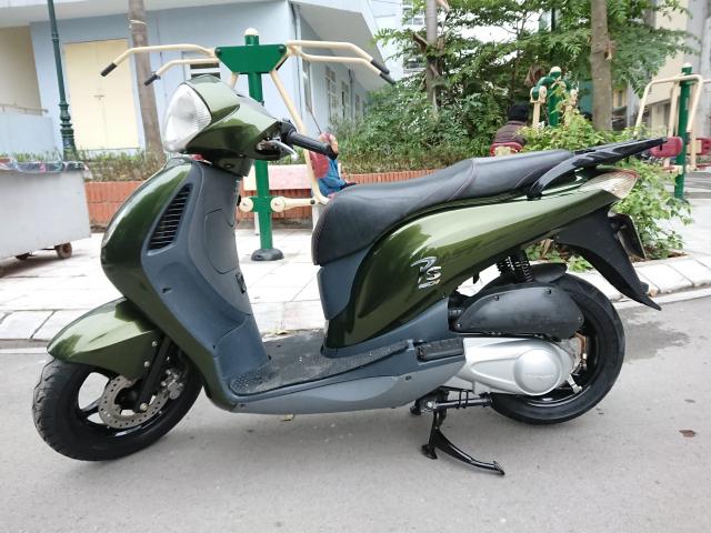 Honda Ps 150i 2009 chuan nhap Y doi cuoi nguyen ban su dung 32tr - 2