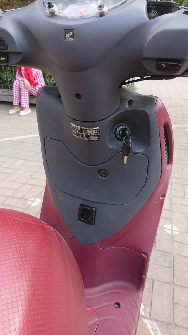 Honda PS 150i mau Xam HN 5 so chinh chu su dung con moi nguyen ban