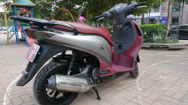 Honda PS 150i mau Xam HN 5 so chinh chu su dung con moi nguyen ban - 2
