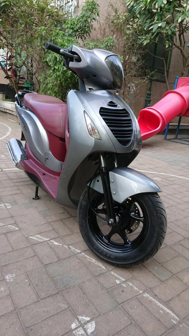 Honda PS 150i mau Xam HN 5 so chinh chu su dung con moi nguyen ban - 3