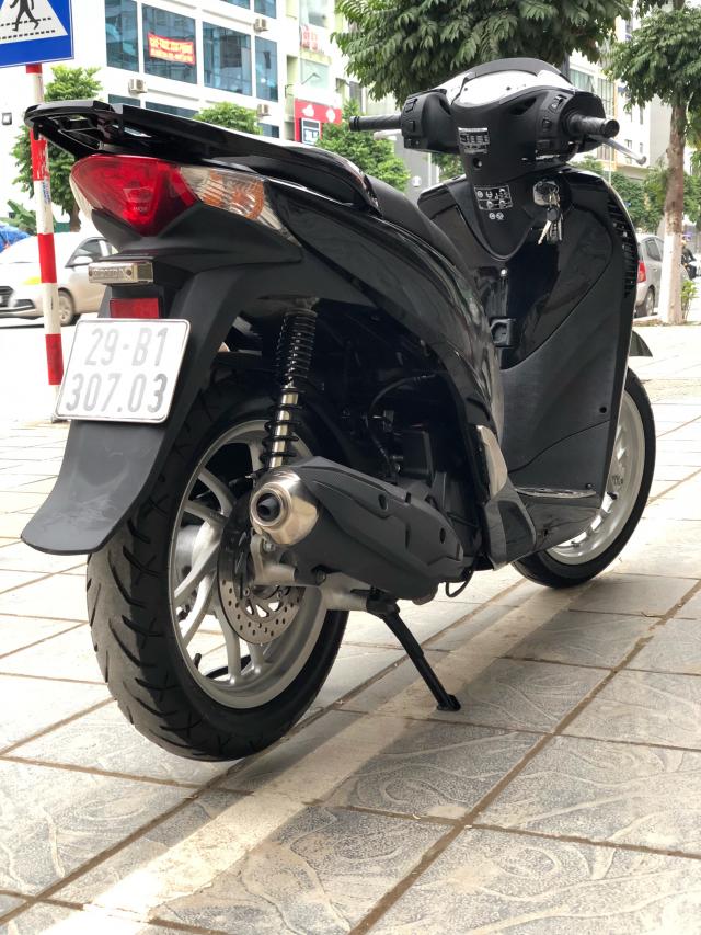 honda SH 150i VN Den 2013 29B 30703 chinh chu gap 73tr cho ac dang can dung - 2