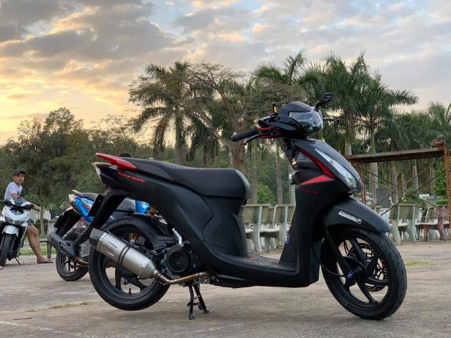 Honda Vision do mat tinh lang nghia xom voi hoi tho den tu Chau Au - 3