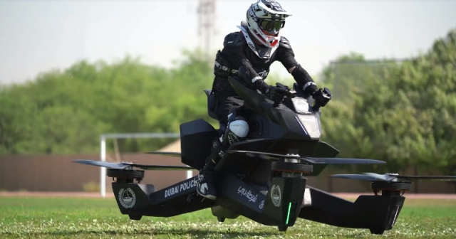 Hoversurf hoverbike S3 2019 mau xe bay duoc ban voi gia 34 ty VND - 3
