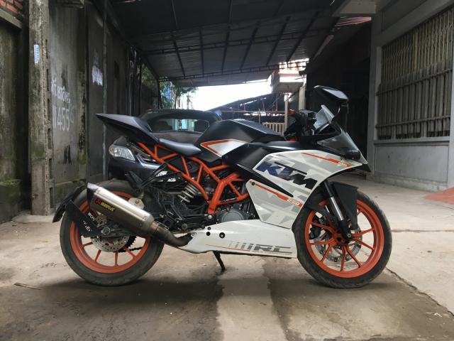 KTM RC 250 chinh chu date 2016 - 6