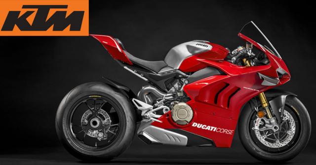 KTM tra gia hon 15 ty EURO de mua lai thuong hieu Ducati - 3