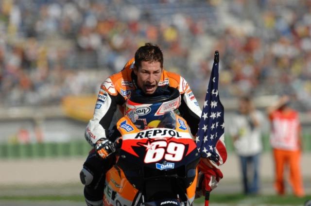 MotoGP len ke hoach huy so 69 de vinh danh tuong niem Nicky Hayden - 3