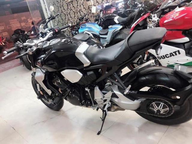 Can ban HONDA CB1000 Neo sport 92018 xe 1 chu dap thung odo 368km - 5