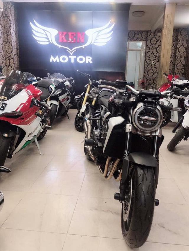 Can ban HONDA CB1000 Neo sport 92018 xe 1 chu dap thung odo 368km - 7