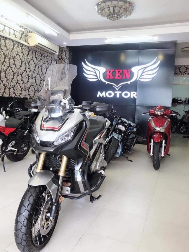 Can ban HonDa Motor Tay Ga XADV ABS date 12018 full options chau au Bien so SG 5 so odo 6k zin n - 3