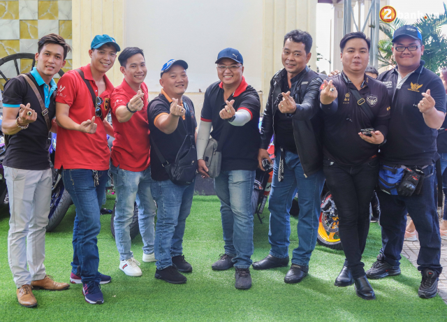 Nhin lai chang duong 3 nam hoat dong cua Club Exciter ACE Long Thanh Nhon Trach - 8