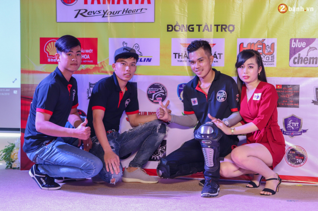 Nhin lai chang duong 3 nam hoat dong cua Club Exciter ACE Long Thanh Nhon Trach - 20