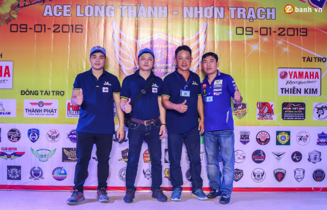 Nhin lai chang duong 3 nam hoat dong cua Club Exciter ACE Long Thanh Nhon Trach - 18