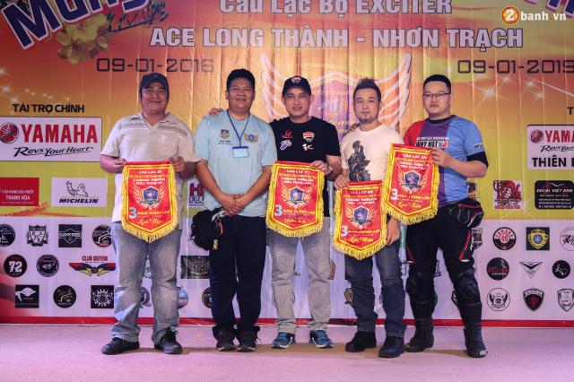 Nhin lai chang duong 3 nam hoat dong cua Club Exciter ACE Long Thanh Nhon Trach - 29