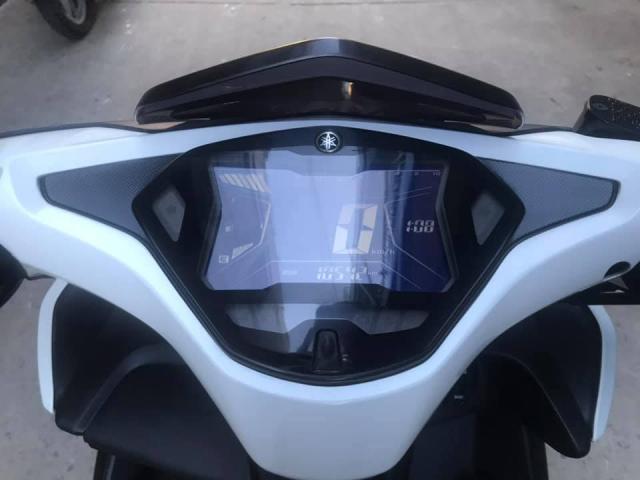 Nvx 125 smartkey mau Trang Den odo 8000km zin100 - 8
