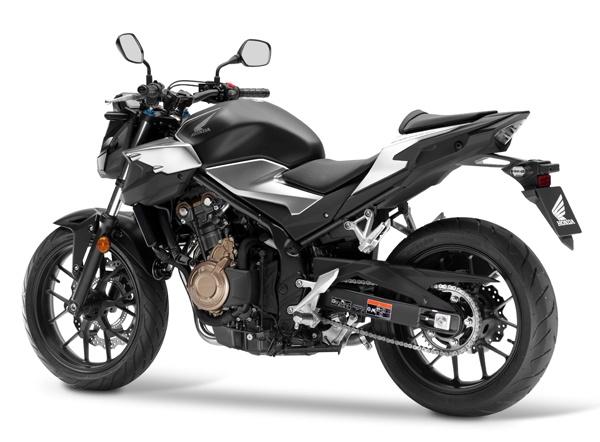 So sanh Honda CB500F VS Kawasaki Z400 2019 - 8