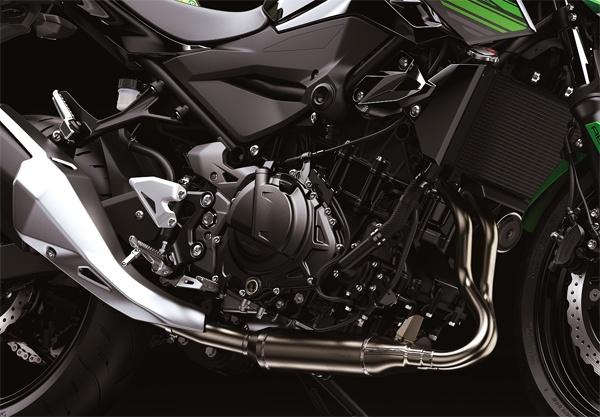 So sanh Honda CB500F VS Kawasaki Z400 2019 - 10