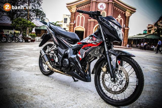Sonic 150 do cho cai nhin gian don day huyen bi cua biker Kien Giang - 3