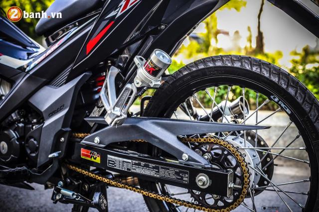Sonic 150 do cho cai nhin gian don day huyen bi cua biker Kien Giang - 6