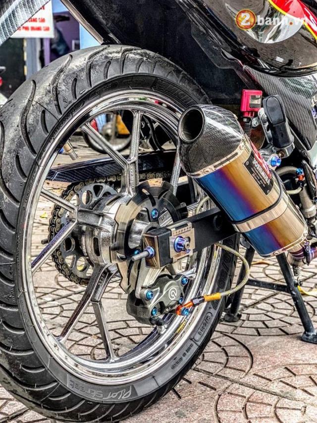 Suzuki FX 125 do man hoi sinh manh liet voi niem khao khat 1 thoi cua biker Viet - 7