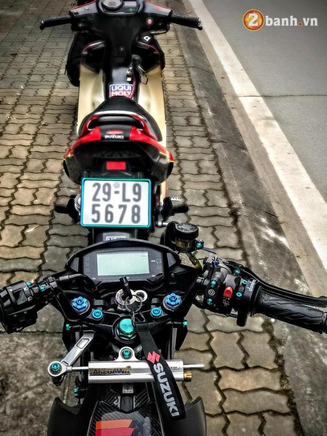 Suzuki FX 125 do man hoi sinh manh liet voi niem khao khat 1 thoi cua biker Viet - 9