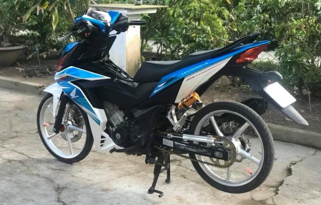 Winner 150 do dan chan luoi lam cuc ben cua biker Tra Vinh - 5