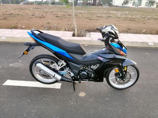 Winner 150 do so huu dan chan Racingboy 8 cay dep nhu mo - 6