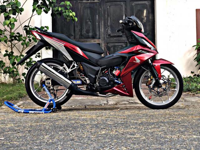 Winner 150 do voi nhung nang cap mang duong net tuyet my cua biker Bac Lieu - 3
