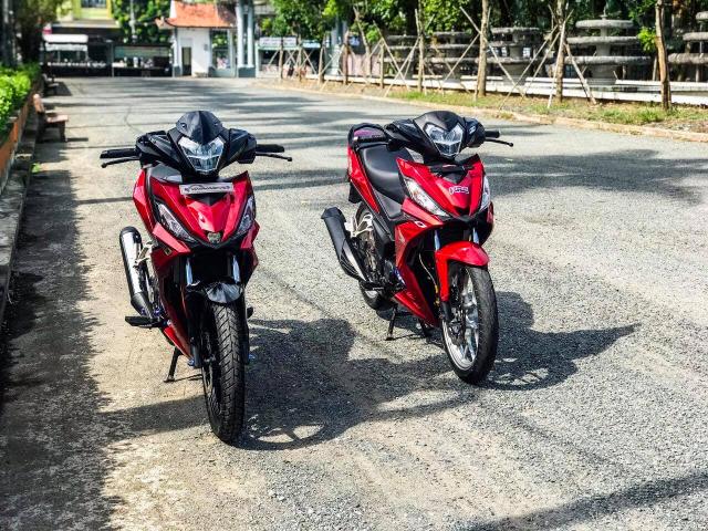 Winner 150 do voi nhung nang cap mang duong net tuyet my cua biker Bac Lieu - 8