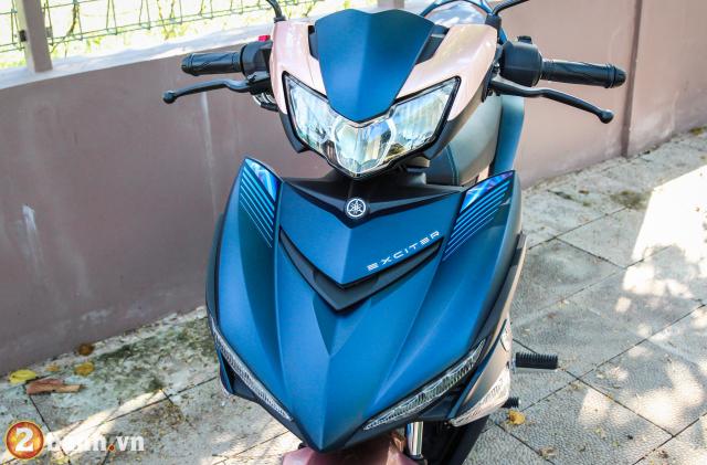 Yamaha Exciter 150 NVX 155 phien ban Doxou Trao luu xe thoi trang moi cua gioi tre 2019 - 11