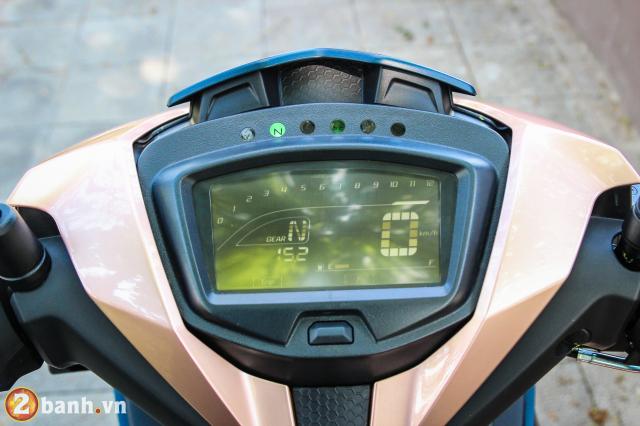 Yamaha Exciter 150 NVX 155 phien ban Doxou Trao luu xe thoi trang moi cua gioi tre 2019 - 15