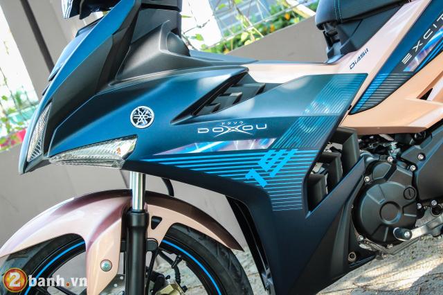 Yamaha Exciter 150 NVX 155 phien ban Doxou Trao luu xe thoi trang moi cua gioi tre 2019 - 22