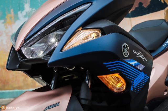 Yamaha Exciter 150 NVX 155 phien ban Doxou Trao luu xe thoi trang moi cua gioi tre 2019 - 30
